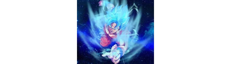 Dragonball Goku Blue Live Wallpaper