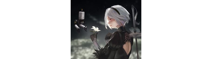 MOBILE-Emils Memories-Nier Automata Live Mobile Wallpaper