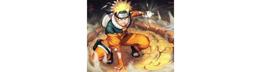 MOBILE-Naruto Crater Live Mobile Wallpaper