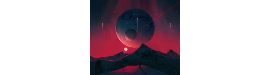 Red Planets Live Wallpaper